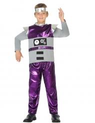 Roboter Kostüm für Jungen