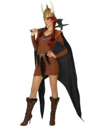 Wikinger- Kostüm für Damen
