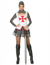 Ritter - Kostüm für Damen