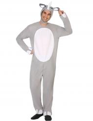Nashorn Kostüm für Erwachsene