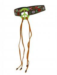 Hippie-Stirnband grün