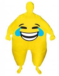 Lachendes aufblasbares Morphsuits™ Kostüm für Erwachsene