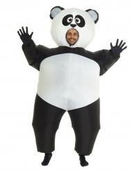 Aufblasbarer Morphsuits™ Panda Kostüm für Erwachsene