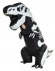 Aufblasbares T-Rex-Skelett Kostüm Morphsuits™
