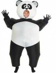 Aufblasbares Panda-Kostüm für Kinder Morphsuits™