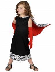 Dalamtiner Lady Kostüm für Mädchen