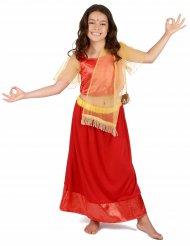 Prinzessin Bollywood Kostüm für Mädchen