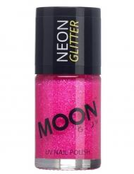 Moonglow © Nagellack mit Glitzer pink
