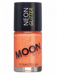 Moonglow © Nagellack mit Glitzer Orange