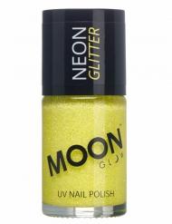 Moonglow © Nagellack mit Glitzer gelb