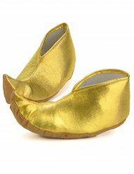 Sultan-Überschuhe gold