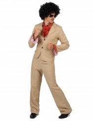 Rüschen-Disco-Kostüm für Herren