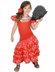 Flamenco - Tänzerin - Kostüm für Kinder