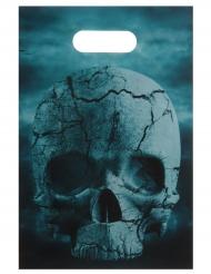 Kunststoff-Horror-Nacht-Party-Taschen 10 Stück 16x23 cm