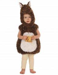 Känguru Kostüm für Kinder