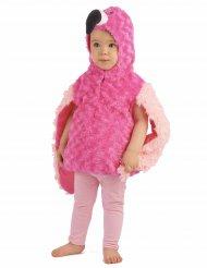 Flamingo Kostüm für Kinder