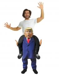 Carry me Kostüm Donald Trump Erwachsene Morphsuits™
