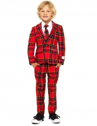 Opposuit™ Mr Tartan in Rot