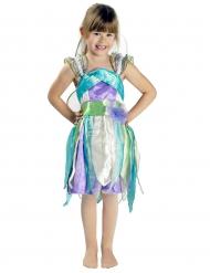 Zauberhaftes Feenkostüm Märchen für Mädchen bunt