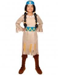 Regenbogen Kostüm für Kinder aus Yakari™