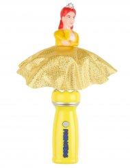 Drehmühle Prinzessin mit Lichteffekt 25 cm