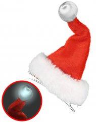 Leuchtende Mini-Mütze Weihnachten