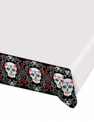Kunststofftischdecke dia de los muertos 1,4mx2,6m
