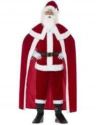 Weihnachtsmannkostüm Deluxe für Erwachsene