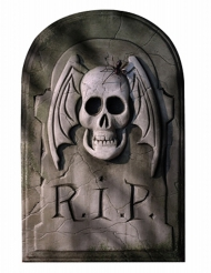 Pappgrabstein-Dekoration für Halloween 90cm