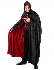 Vampir-Umhang für Erwachsene wendbar