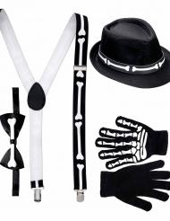 Set Gentleman-Skelett für Herren