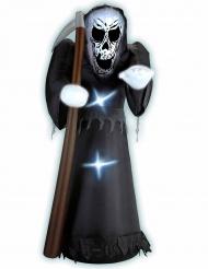 Aufblasbarer Sensenmann 122 cm Halloween