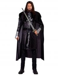Ritter-Kostüm dunkel Erwachsene