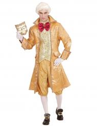 Venezianische Kostüm Adel Luxus Herren