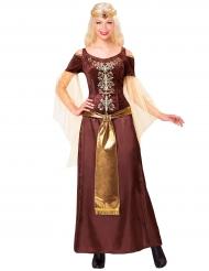 Königin Kostüm Wikinger Damen