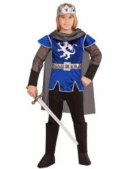 Kostüm Ritter blau Kinder