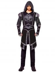 Kostüm schwarzer Krieger Erwachsene
