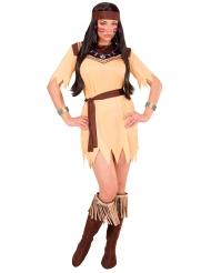 Kostüm Indianer-Prinzessin Damen