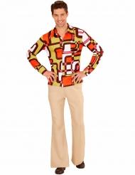 70er Jahre Disco-Hemd für Herren