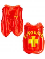 Aufblasbare Rettungsweste für Erwachsene Kostümzubehör