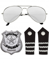 Polizei Kostümzubehör für Erwachsene