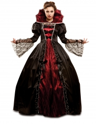 Barock-Vampir-Erwachsenenkostüm für Halloween