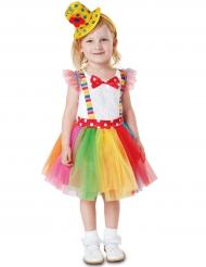 Clowntutu für Mädchen