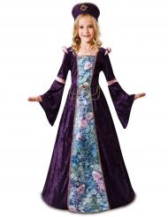 Lavendel-Kostüm für Mädchen
