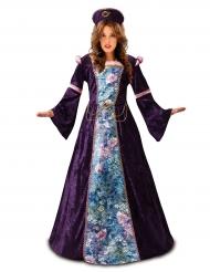 Lavendel-Kostüm für Damen