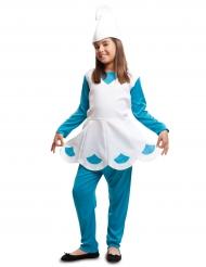 Elfenkostüm für Kinder blau