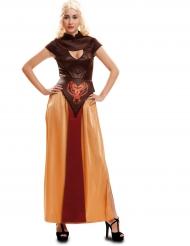 Kriegerkönigin -Kostüm