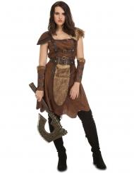 Nordwächterin-Kostüm