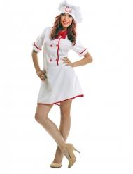 Koch-Kostüm für Damen