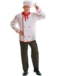 Koch-Kostüm für Herren